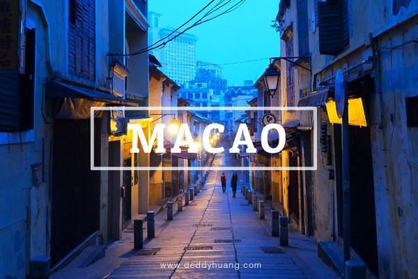 Sunyi Pagi Membisu Macao