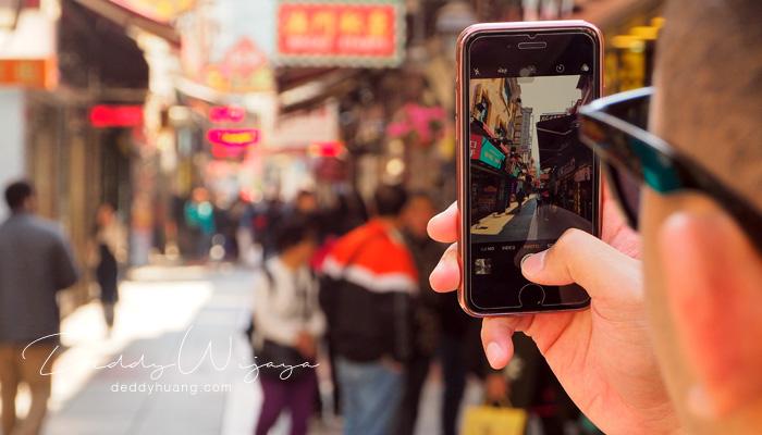 rua de cunha 7 - Rua De Cunha, Sudut Kuliner Menggiurkan di Macao