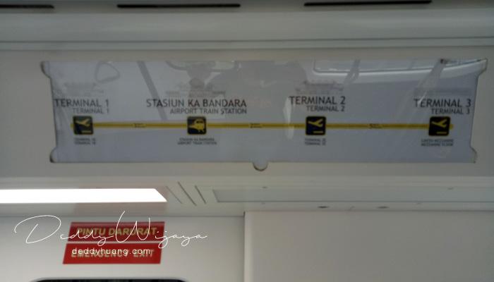 rute kalayang - Pengalaman Naik Kereta Api Bandara Soetta (Soekarno Hatta)