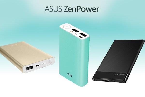 ASUS ZenPower : Tiga Varian Powerbank Harga Murah