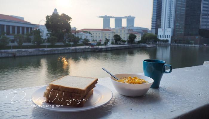 5footwayinn boat quay 04 - 5footway Inn Boat Quay : Hostel Murah Dekat MRT di Singapura