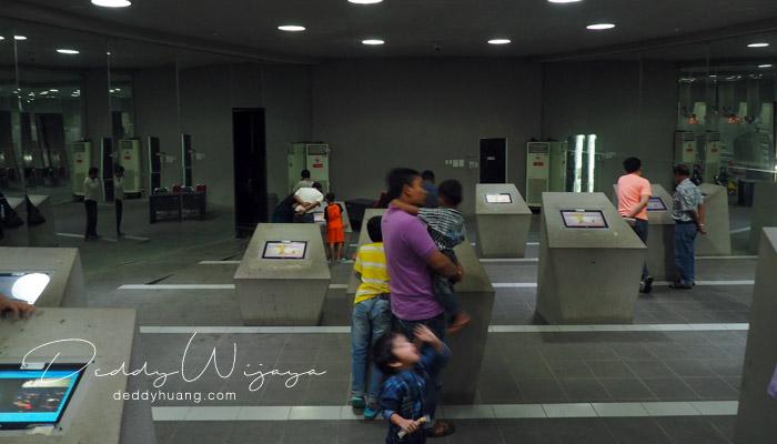 museum tsunami 3 - Mengejar Mimpi Jelajahi Tanah Rencong