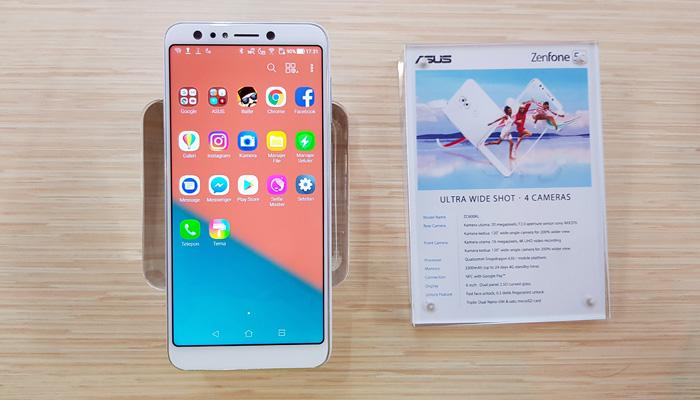 zenfone 5q 04 - Kesan Pertama Hands On ZenFone Max Pro M1 dan ZenFone 5Q