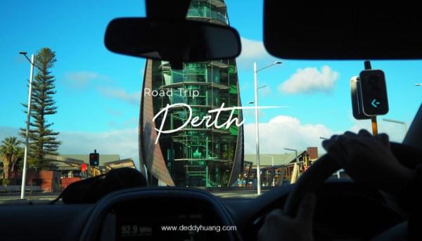 Traveling ke Perth, Enak Pakai Mobil atau Transportasi Umum?