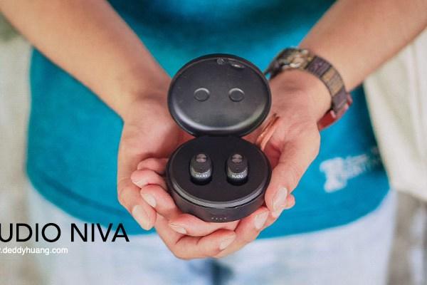 [REVIEW + Kode Diskon] SUDIO Niva, Earphone Wireless Tanpa Kabel
