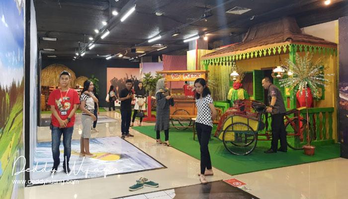 g art studio 06 - Travel Guide : Dua Tempat Baru Habiskan Waktu Liburan di Palembang