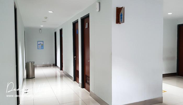 hotel kapsul jakarta 02 - Wow! Sekarang Bandara Soekarno Hatta Ada Hotel Kapsul