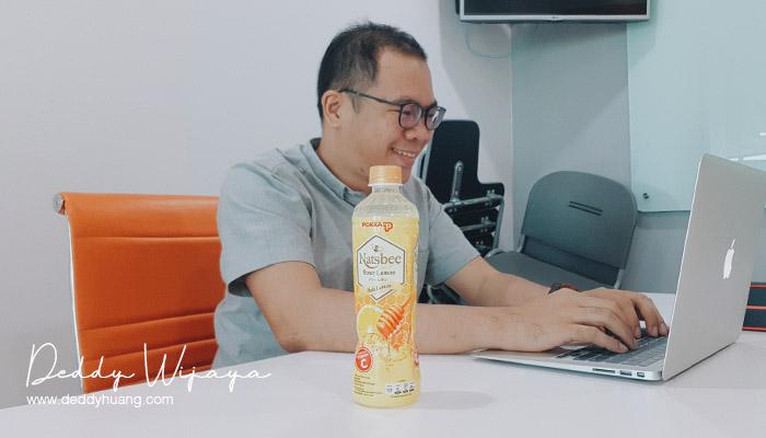 natsbee honey lemon 02 - Cara Saya Merasa Bahagia Tentang Diri dan Menjalani Kehidupan