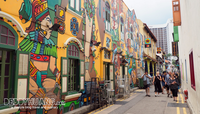 haji lane singapore - See and Do : Jalan Hemat di Singapura