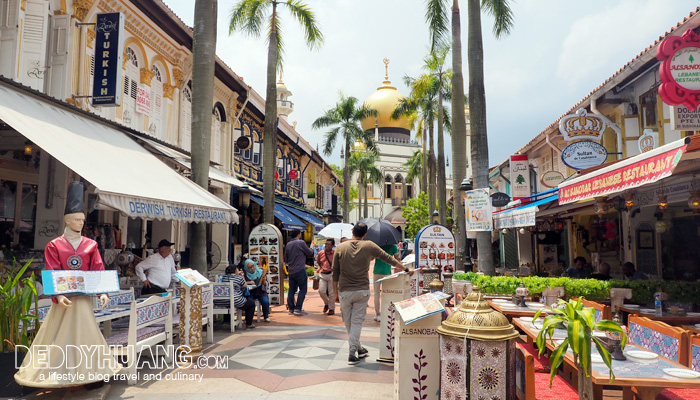 kampong glam singapore - See and Do : Jalan Hemat di Singapura