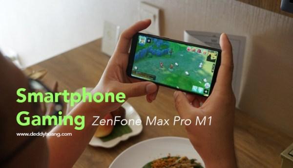 Kini Eranya Smartphone Gaming ZenFone Max Pro M1