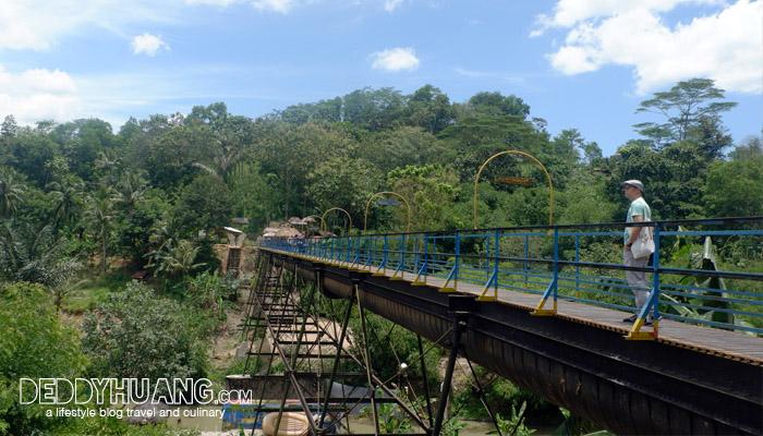 talang air pringsewu 01 - Perjalanan Kereta Api Sepuluh Jam Dari Palembang ke Bandar Lampung