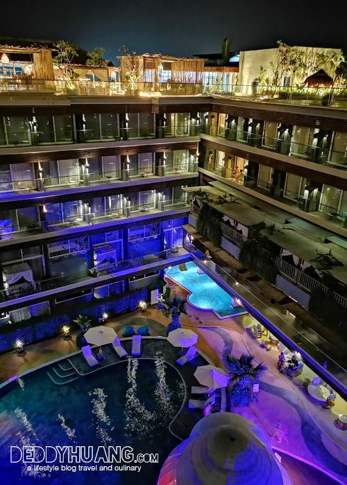 the crystal luxury bay resort 01 - Pengalaman Bermalam di The Crystal Luxury Bay Resort Nusa Dua Bali