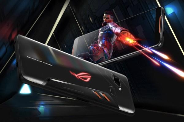 ROG Phone, Smartphone Gaming Khusus Sultan