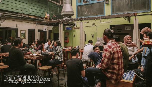 giyanti coffee roastery 06 - Menyeruput Kopi Arabika ala Giyanti Coffee Roastery