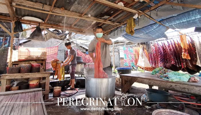 kain khas palembang 02 - Cantik Nian Kain Khas Palembang