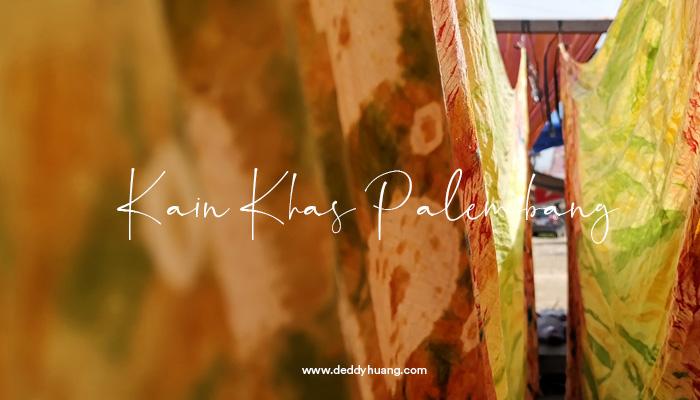 kain khas palembang