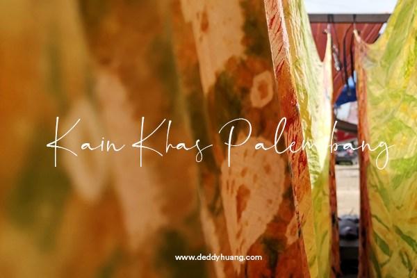 """Cindo Nian"" Kain Khas Palembang"