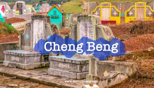 Seruan Cheng Beng Panggil Pulang