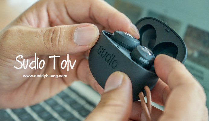 sudio tolv earphone bluetooth