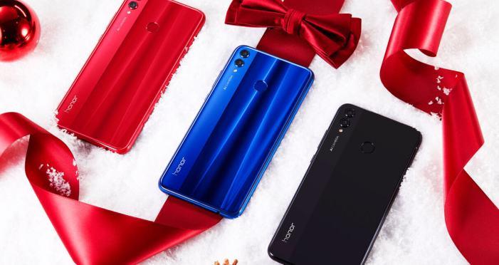 honor 8x - Rekomendasi Smartphone Ramadhan Harga Murah