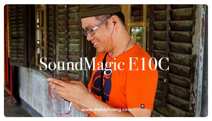 review soundmagic e10c