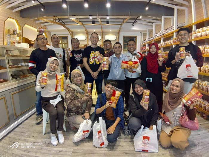 travel blogger indonesia - Bagelen Abadi, Oleh-Oleh Khas Bandung Renyah Luar Dalam