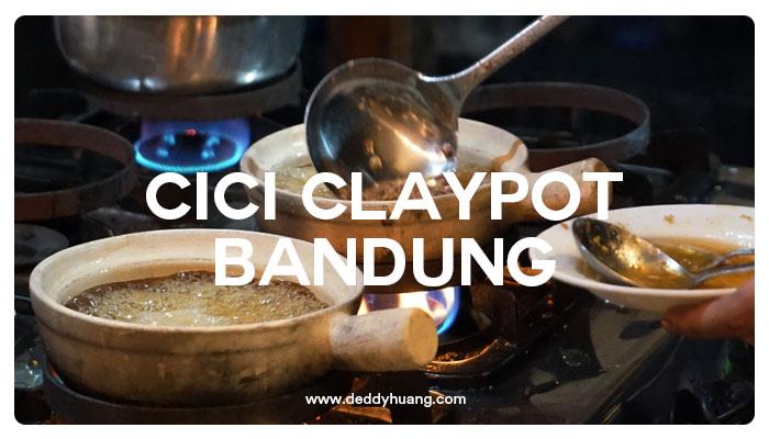 cici claypot bandung