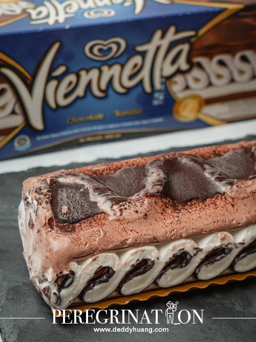 Viennetta Vanilla Ice Cream Dessert 650Ml - Tesco Groceries
