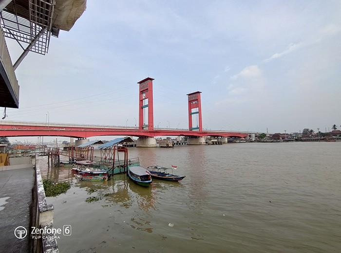 Hasil foto kamera ZenFone 6