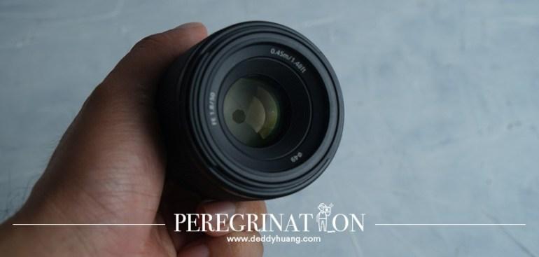 lensa full frame sony