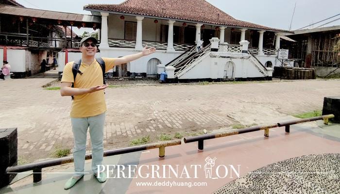kampung kapitan palembang