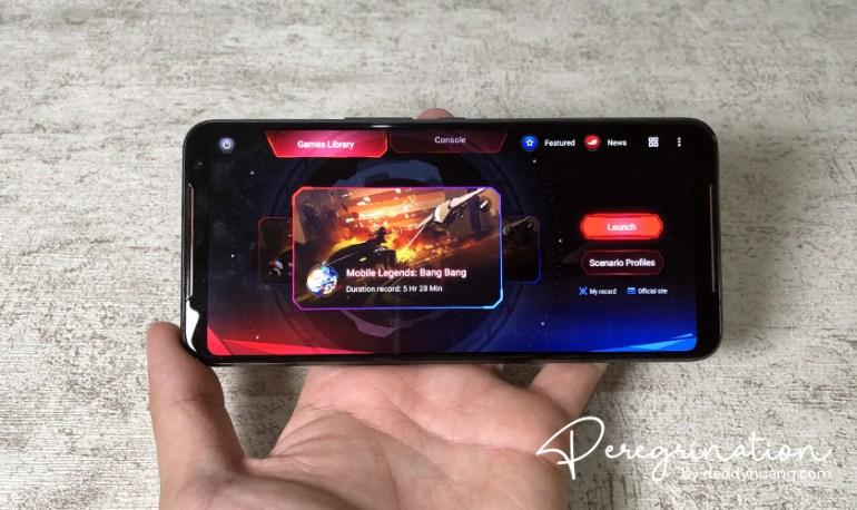 review rog phone 2