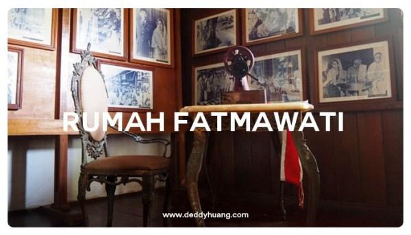 Singgah Sejenak Menuju Rumah Fatmawati Bengkulu