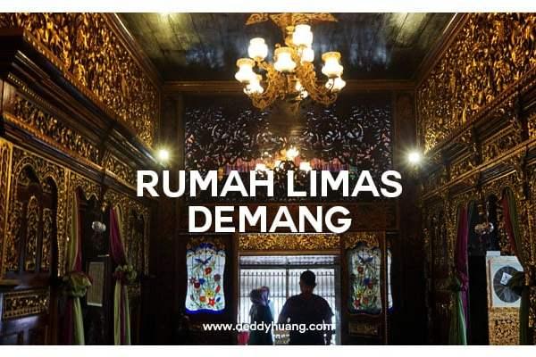 Jejak Rumah Limas Demang Warisan Budaya Palembang