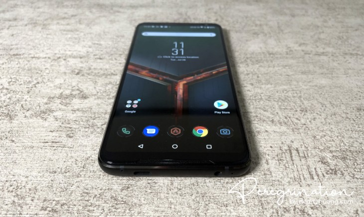 review rog phone 2