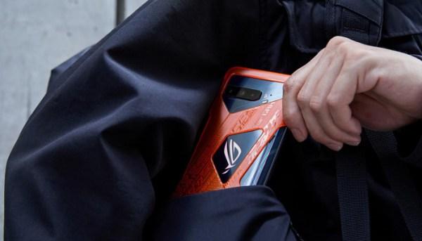 Bermain Game Tanpa Rasa Takut Dengan Smartphone ASUS ROG Phone 3