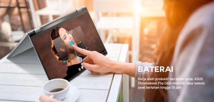 daya tahan baterai laptop awet