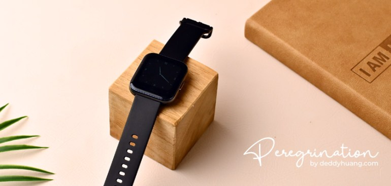 review realme watch