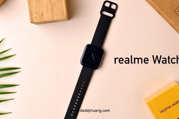 Ini Smartwatch Pertamaku! Pengalaman Pakai realme Watch