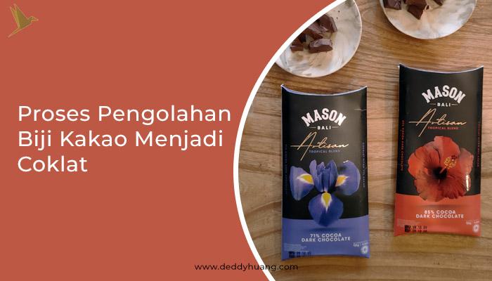 mason chocolates bali