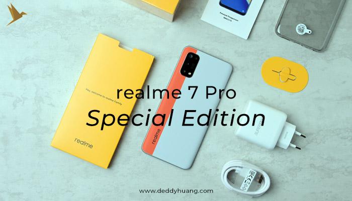 harga realme 7 pro special edition