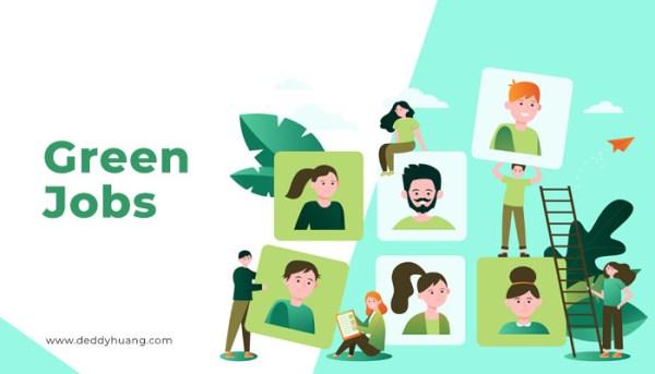 Green Jobs, Harapan Baru Cegah Kerusakan Ekologi Masa Depan