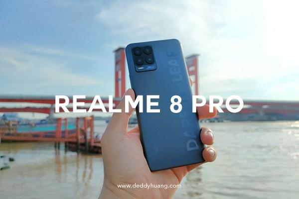 realme 8 Pro, Kualitas Kamera 108MP Bukan Isapan Jempol