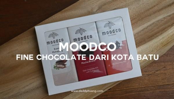 Cokelat Moodco, Fine Chocolate dari Kota Batu