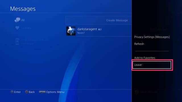How to delete pictures from ps23 messages?