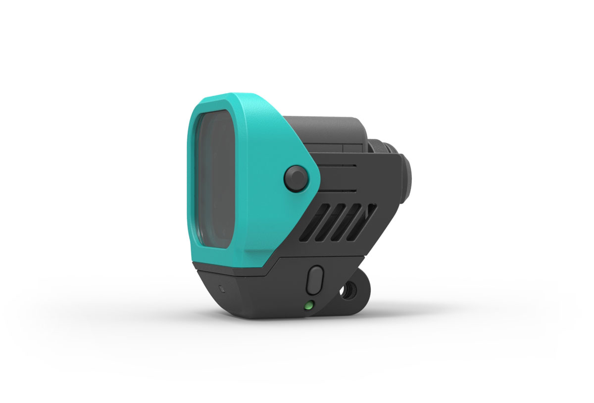 GoPro Accessory design side