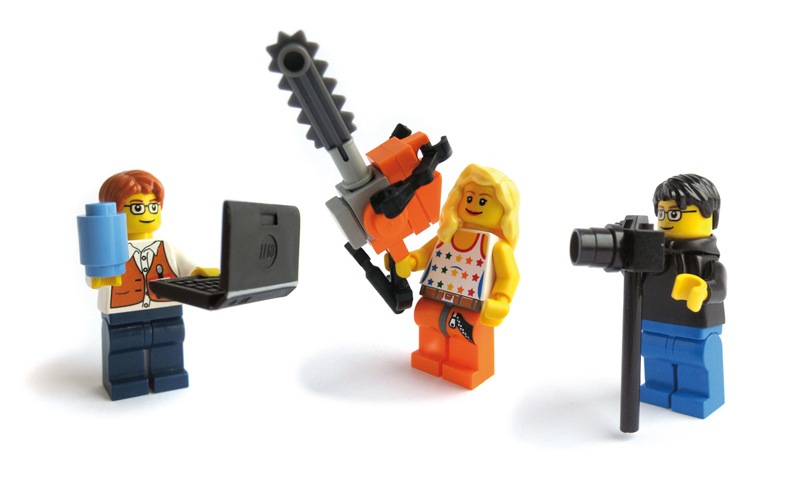 Lego professions