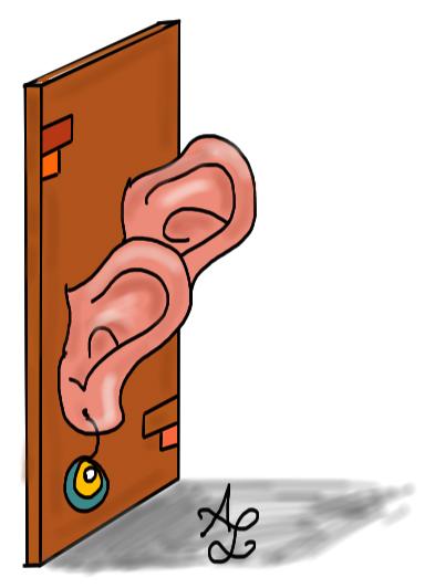 murs ont oreilles