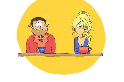 Ce n'est pas ma tasse de thé Les Dédexpressions